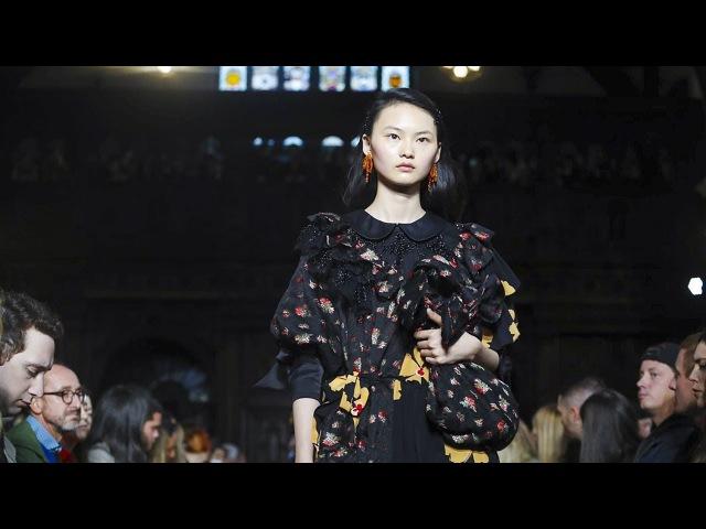 Simone Rocha | Spring Summer 2018 Full Fashion Show | Exclusive