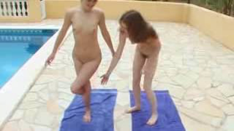 Nude Yoga || Part 1