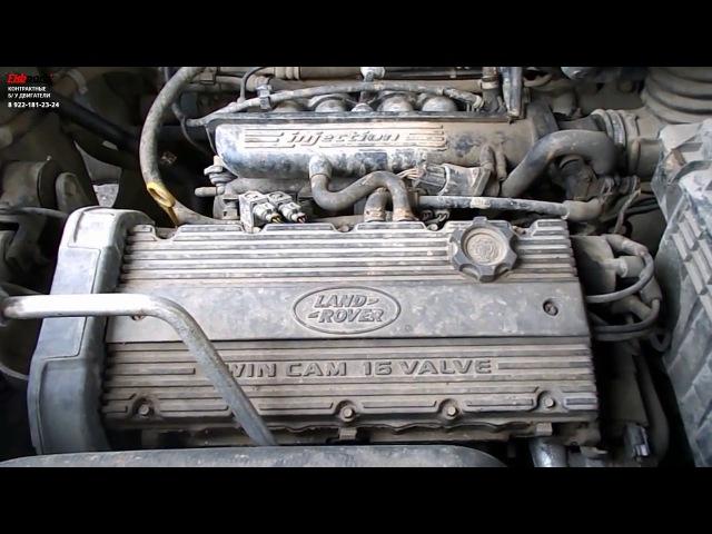 Двигатель (Ленд Ровер) Land Rover Freelander 1 8 16V, 18 K4F1
