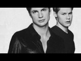 QAF  Brian and Justin  T9 - Одна нашей любви