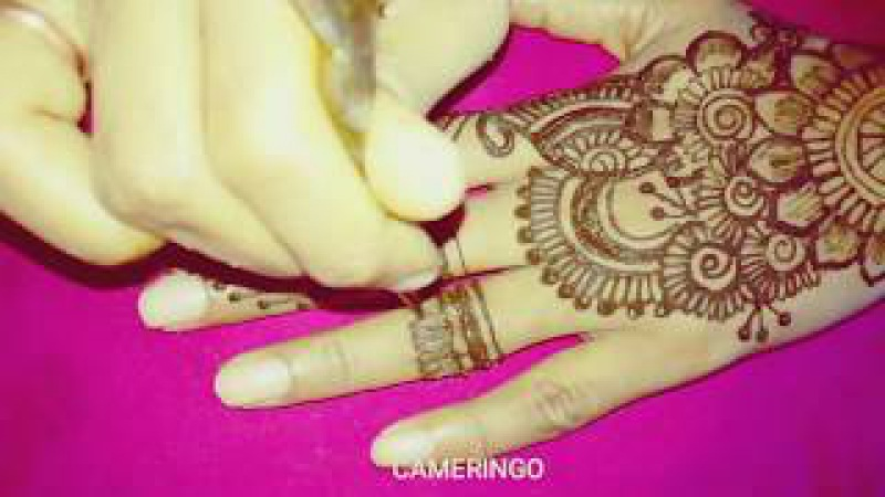 Beautiful Mehndi Design | Step by Step Mehendi Designs for Hand New Of The Week | 2017-2018