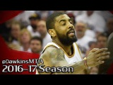 Kyrie Irving Full Highlights 2017 Playoffs R1 Game 1 vs Pacers - 23 Pts, 6 Assists!