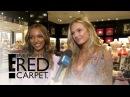 Jasmine Tookes Romee Strijd Talk Coachella More | E! Red Carpet Award Shows