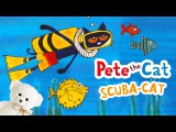 Pete the Cat Scuba Cat by James Dean