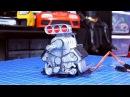 Building DKDGWi 1/8 DOHC V8 (3D Printed Servo Motor)