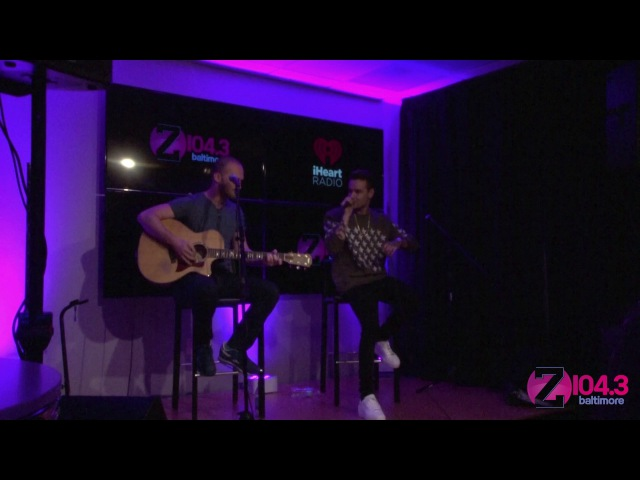 Liam Payne Performs 'Strip That Down' at Z1043 in Baltimore