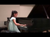 Sora plays Saint-Saens Allegro Appassionato op.70 (12year old )