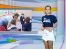МУЗ ТВ про съемки клипа-приквела Алексея Воробьева Сумасшедшая на песню Я тебя Л...