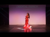YULIA REDKOUS (RUSSIA) | 7TH ORIENTAL PASSION ATHENS [vk.com/bellydanceart]