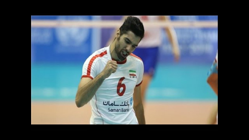 Seyed Mohammad Mousavi | Volleyball player national team of Iran