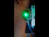 Прототип сигнализации и освещения для умного дома на ArduinoUno