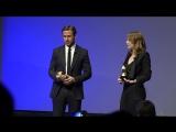 SBIFF 2017 - Damien Chazelle Presents Award, Ryan Gosling Emma Stone Speeches