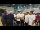 1 место по канату 7.09.2017 Спортивный Комплекс