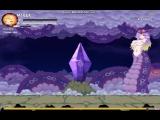 Echidna Wars DX - Boss 3 (Ouroboros) Vore