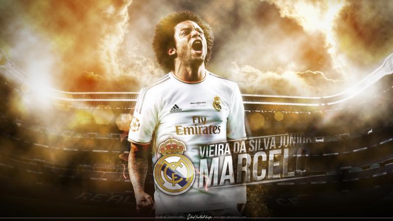 Марсело - защитник, который более техничен, чем большинство нападающих!