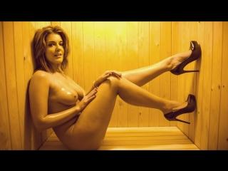 Зрелая мамка в сауне. порно секс жена измена mom tits  милф, milf, mature, sexwife, hotwife инцест