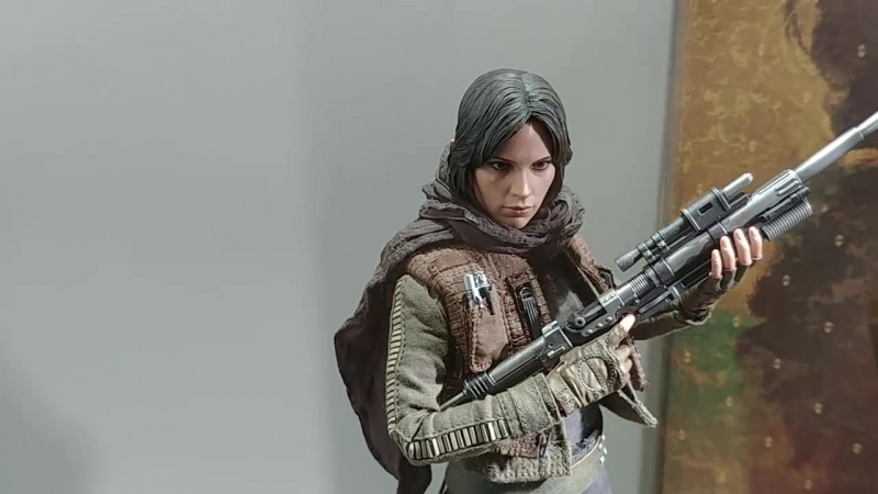 Toyswire - Hot Toys Jyn Erso released - 1392186247545409