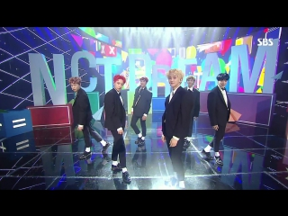 NCT Dream - My First and Last @ Inkigayo 170212