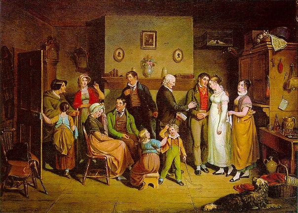 John Lewis Krimmel (1787 – 1821)
