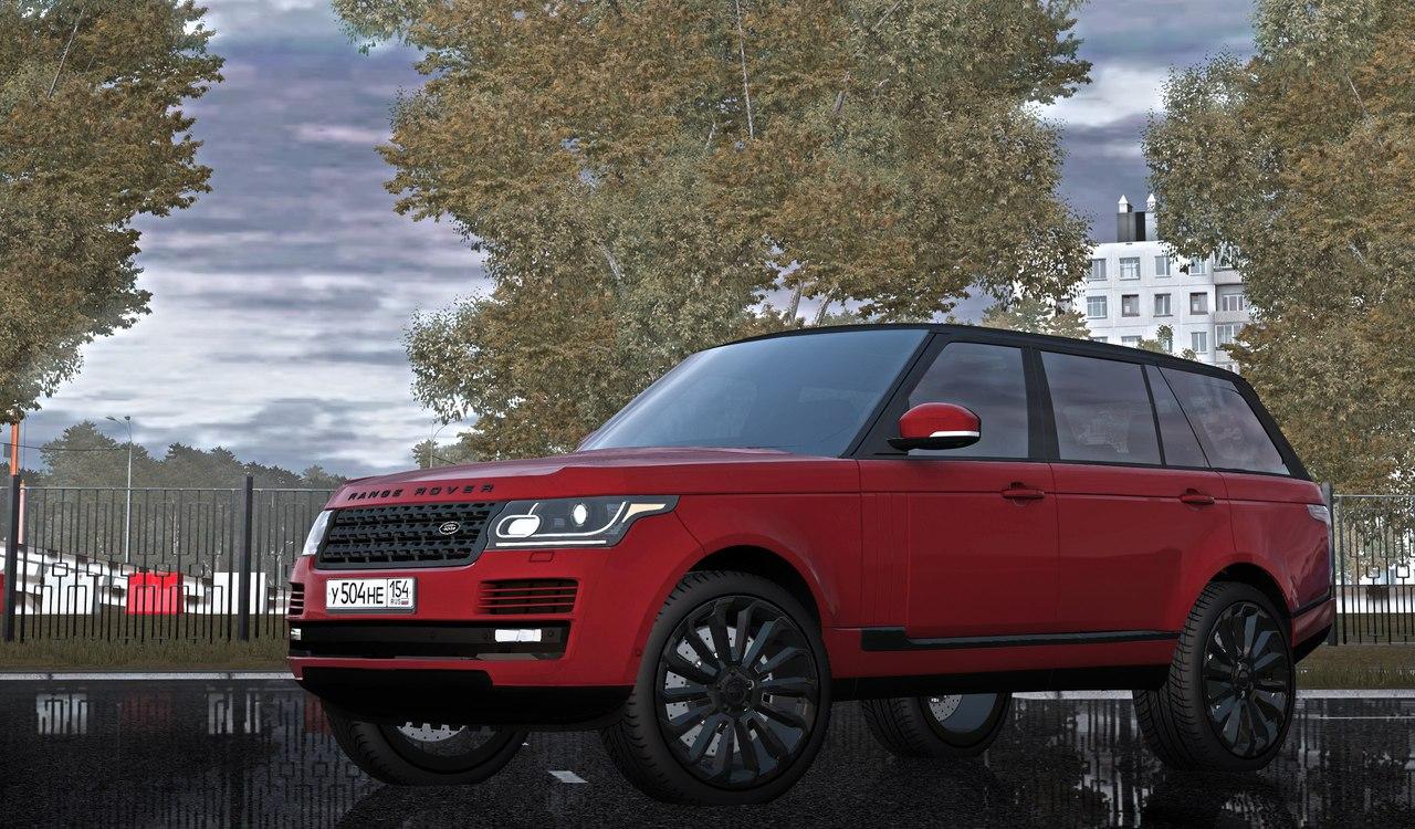 Topic Range Rover Sva
