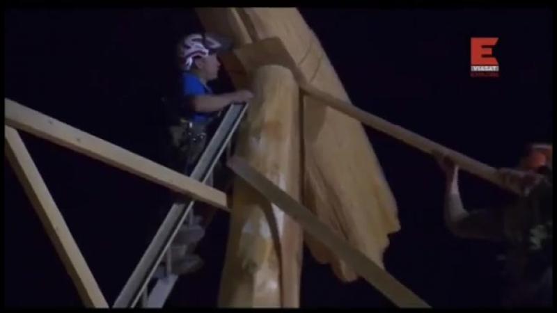 Уникальные дома из дерева (3 сезон 10 серия)