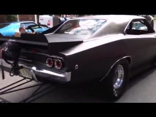 Dodge Charger American Muscle Car Pro Street