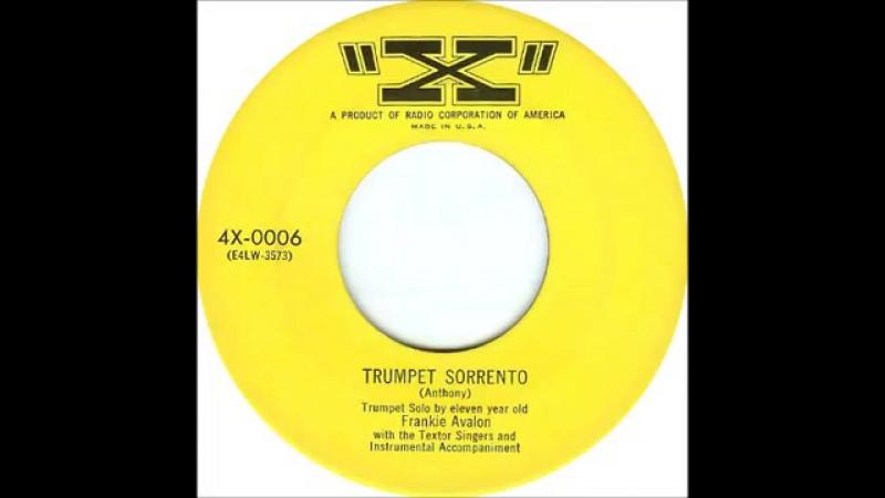 Frankie Avalon - Trumpet Sorrento - Frankie Avalon