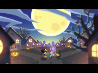 Halloween 2017 Google Doodle: Jinx s Night Out