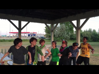 The Losers Club Dancing