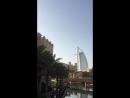 Бурдж-аль-Араб-Парус- отель на искусственном острове Дубаи