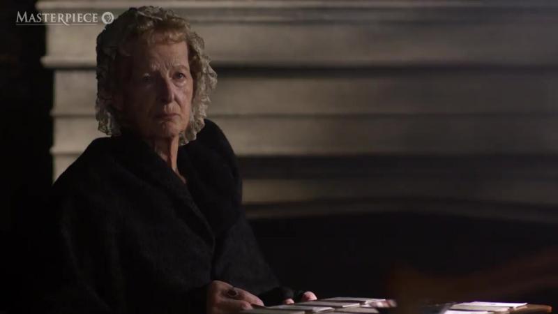 Poldark (Season 3): Aunt Agatha