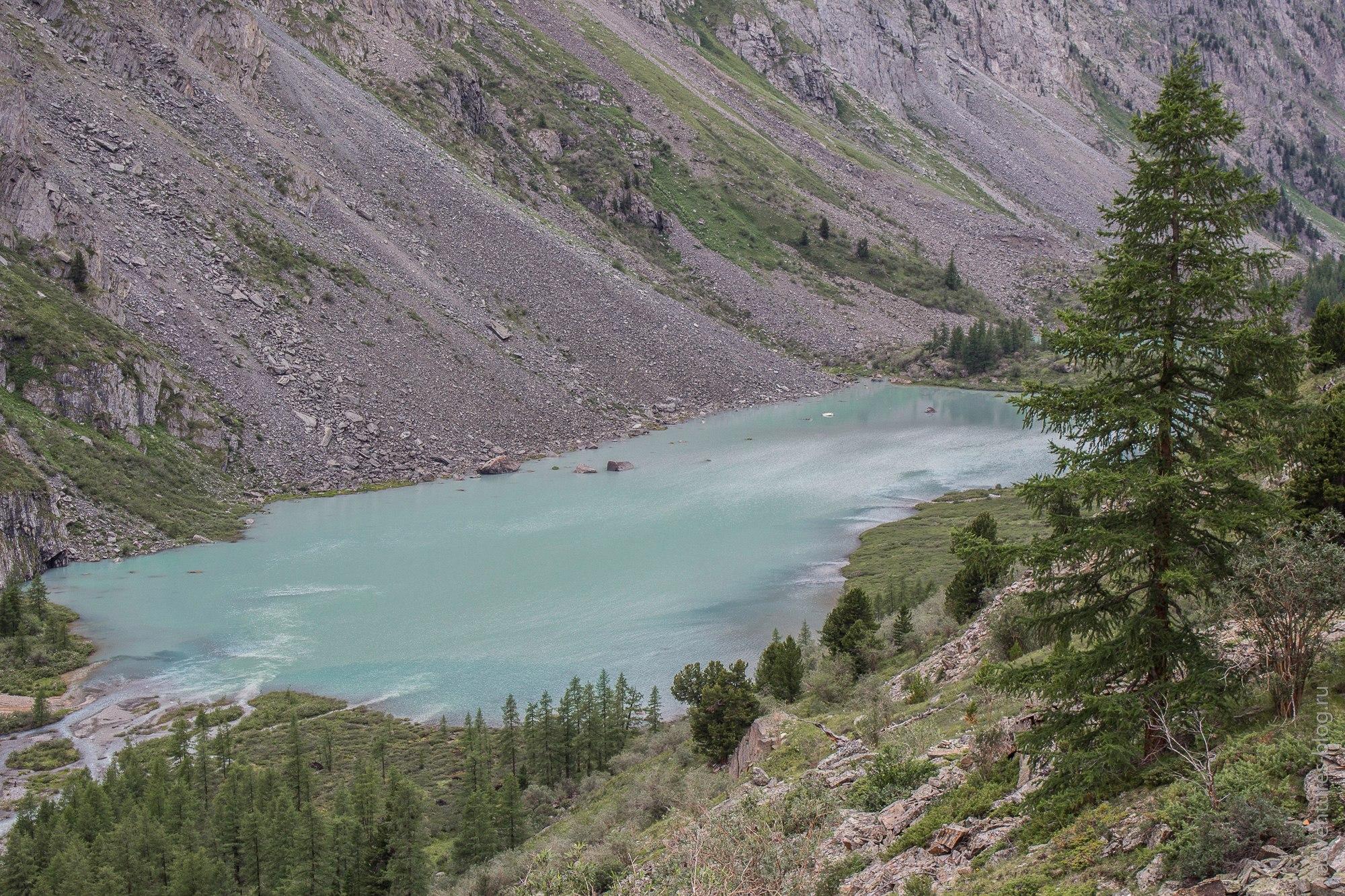 Озеро Верхнее Шавлинское