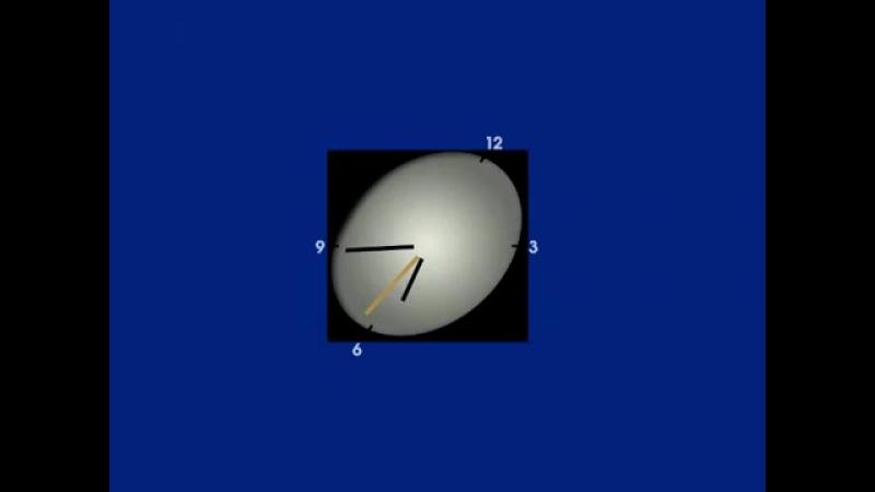 Часы (ТВЦ, 06.09.1999-31.03.2000) Чистое качество