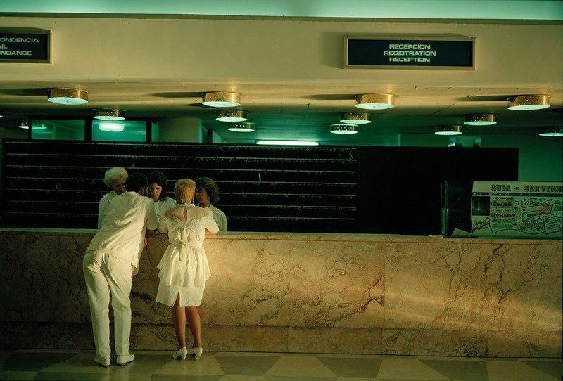 Фотограф Триа Джован о Кубе 90-х