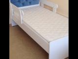 Кровать Эксклюзив с каретной стяжкой