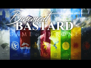 Basement Bastard - Game of Thrones - Main Theme (New Retro wave, Synthwave cover)