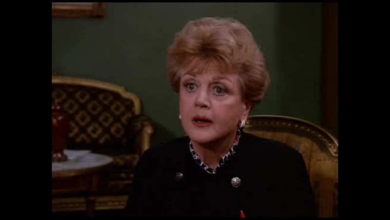 Murder She Wrote 5x14 From Russia... with Blood