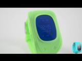 О детских часах с GPS-трекером