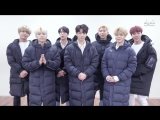 `VIDEO MESSAGE` BTS cheering message for ARMYs that are taking their college entrance exams for the 2018 school year.