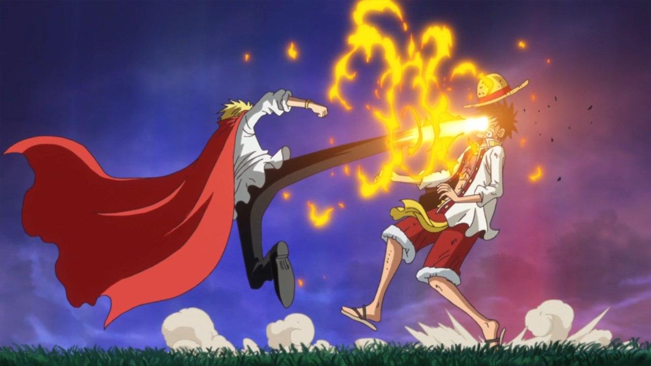 One Piece 807, Скачать Ван Пис 808, Большой Куш 807