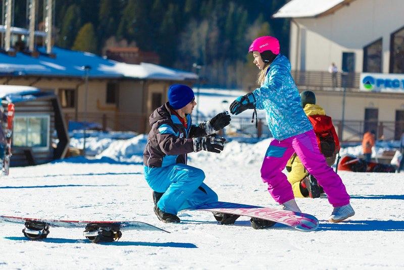 В Зеленчукском районе пройдут курсы обучения инструкторов по горнолыжному спорту