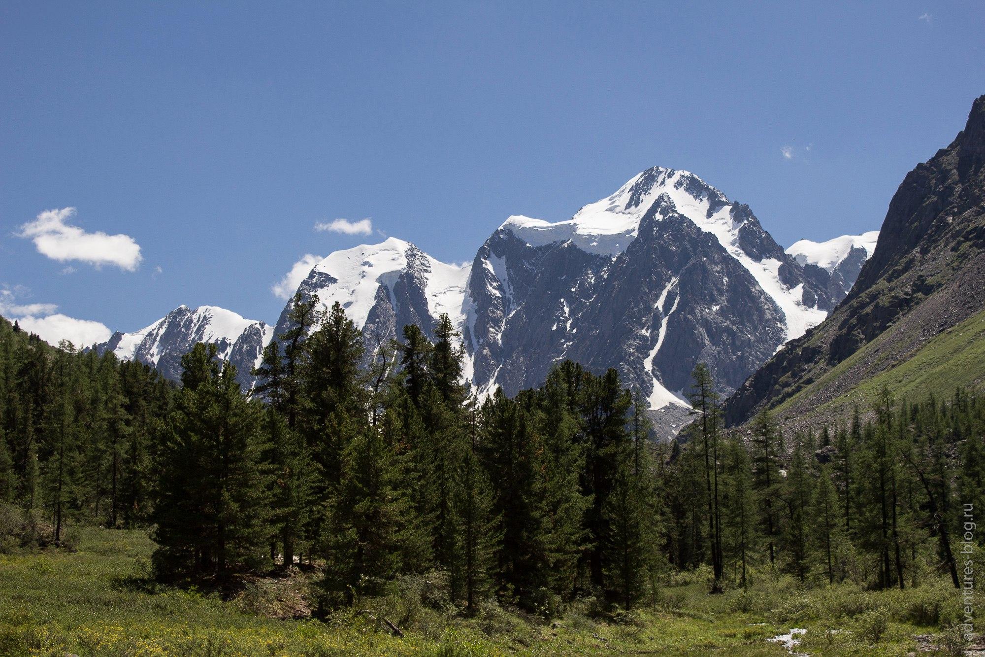 Вершины Мечта, Сказка и Красавица