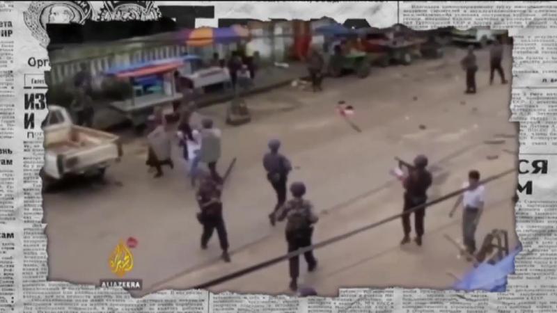 О бирманской хунте