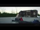 Ужасная авария случилась на дороге!! не для слаболнервных...