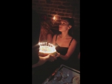 Празднование Дня Рождения Беллы, Нью-Йорк (09.10.17)