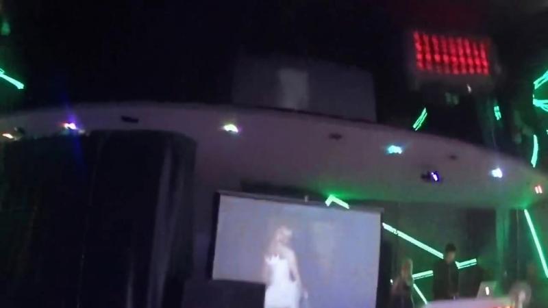 Катя Алмаз - начало вечеринки