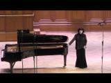 Ф. Лист Испанская рапсодия, S.254, исп. Элисо Вирсаладзе (фортепиано)
