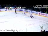 Дацюк великолепно переигрывает СамсоноваКХЛМеталлург Мг