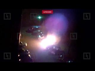 На Московском проспекте сгорели