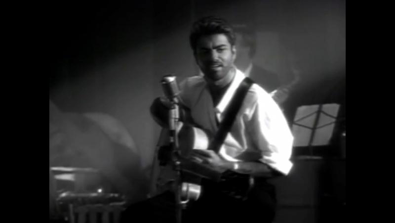 George Michael «Kissing a Fool» (1988)